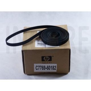 """C7769-60182 Courroie A1 (24"""") traceur imprimante HP Designjet 500 510 800 T1200"""