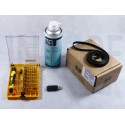 """Kit-expert-Q5669-60673 Courroie Format A1 (24"""") Traceur HP Designjet T1100 T610 T620 Z2100 Z3100 Z3200"""