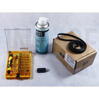 Kit-expert-CH538-67018 Courroie 44 pouces Traceur HP Designjet T1200 T770 T2300