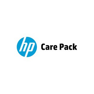 U1XQ3E HP Electronic Care Pack  - Contrat de maintenance 3 ans / J+1