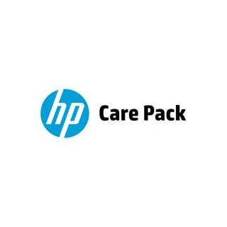 U8CR0E HP Electronic Care Pack  - Contrat de maintenance 3 ans / J+1