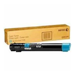 006R01460 Toner Cyan Xerox pour imprimante WorkCentre 7120, 7125, 7220, 7225