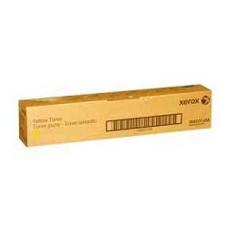 006R01458 Toner Jaune Xerox pour imprimante WorkCenter 7120, 7125, 7220, 7225
