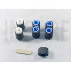 Kit Roller imprimante HP Laserjet 4200 (Kit de rouleaux galets d'entrainement papier)
