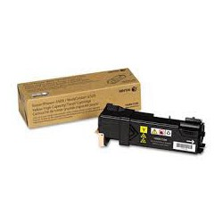 106R01596 Toner Jaune Xerox pour imprimante Phaser 6500 Workcentre 6505MFP