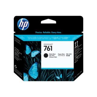 CH648A Tête d'impression Noir mat (HP 761) traceur HP DesignJet T7100, T7200