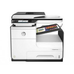 HP PageWide Pro 477dw - imprimante multifonction - couleur