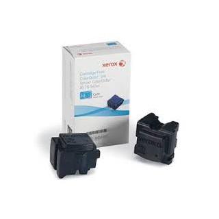 108R00931 Toner Cyan Xerox x 2 pour imprimante ColorQube 8570