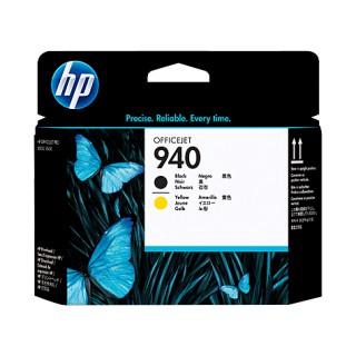 C4900A Tête d'impression Noire et Jaune (HP 940) imprimante HP Officejet 6500, Pro 8000 8500