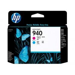 C4901A Tête d'impression Magenta et Cyan (HP 940) imprimante HP Officejet 6500, Pro 8000 8500