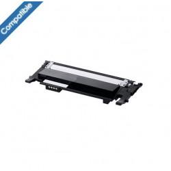 CLT-K406S Toner Noir compatible pour imprimante Samsung CLP-360/365/365W/CLX3300/3305W/3305FN/3305FW