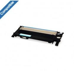 CLT-C406S Toner Cyan compatible pour imprimante Samsung CLP-360/365/365W/CLX3300/3305W/3305FN/3305FW