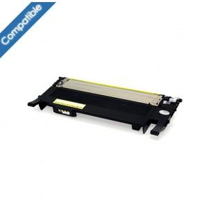 CLT-Y406S Toner Jaune compatible pour imprimante Samsung CLP-360/365/365W/CLX3300/3305W/3305FN/3305FW