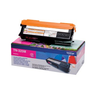 TN 325M Toner Magenta pour imprimante Brother DCP-9055/9270, HL-4140/4150/4570, MFC-9460/9465/9970