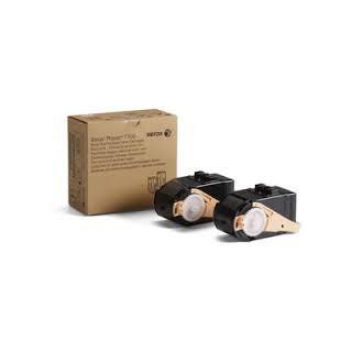 106R02605 Toner Noir Xerox x 2 pour imprimante Phaser 7100