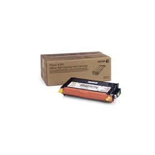 106R01394 Toner Jaune Xerox pour imprimante Phaser 3280
