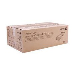 106R01392 Toner Cyan Xerox pour imprimante Phaser 3280