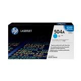 CE251A Toner Cyan imprimante HP Color Laserjet CM3530 CP3520 et CP3525
