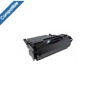 Toner Noir reconditionné haute capacité équivalent Lexmark T650H11E