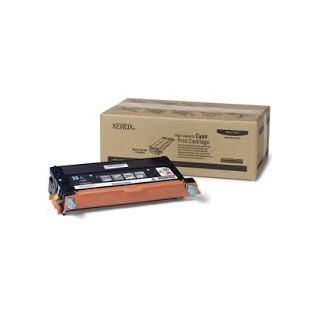 113R00723 Toner Cyan Xerox pour imprimante Phaser 6180