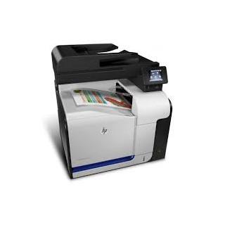 HP LaserJet Pro 500 MFP M570dn - imprimante multifonction couleur