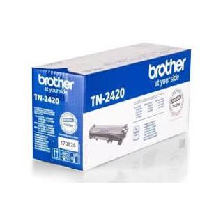 TN-2420 Toner noir pour imprimante BrotherDCP-L 2510 D, HL-L 2350 DW, MFC-L 2710 DW