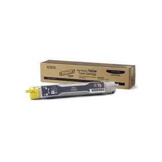 106R01146 Toner Jaune Xerox pour imprimante Phaser 6300 6350