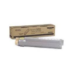 106R01079 Toner Jaune Xerox pour imprimante Phaser 7400