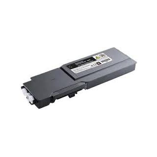 Cartouche de toner Dell C3760n Cyan 3k LC (593-11114) pour imprimante Dell C3760n, C3760dn, C3765dnf