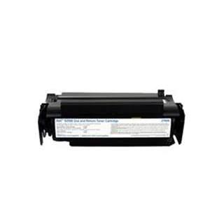 Cartouche de toner Dell S2500 Return Noir LC 5k (2Y666) pour imprimante Dell S2500