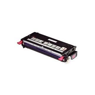 Cartouche de toner Dell 2145cn Magenta LC 2k (593-10374) pour imprimante Dell 2145cn