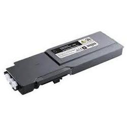 Cartouche de toner Dell C3760n Magenta 3k LC (593-11113) pour imprimante Dell C3760n, C3760dn, C3765dnf