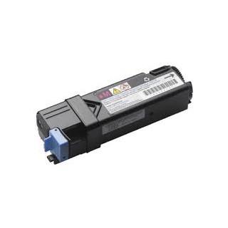 Cartouche de toner Dell 1320c Magenta LC 1k (P240C) pour imprimante Dell 1320C, 2130cn, 2135cn