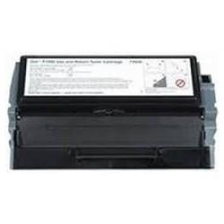 Cartouche de toner Dell P1500 Return Noir HC 6k (593-10010) pour imprimante Dell P1500