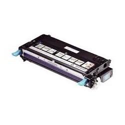 Cartouche de toner Dell 3130cn Cyan LC 3k (593-10294) pour imprimante Dell 3130cn
