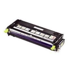 Cartouche de toner Dell 2145cn Jaune LC 2k (593-10375) pour imprimante Dell 2145cn