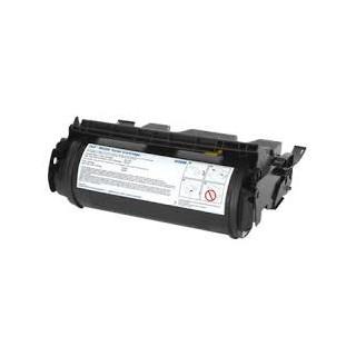 Cartouche de toner Dell M5200n Toner Noir LC (595-10001) pour imprimante Dell M5200n, W5300n