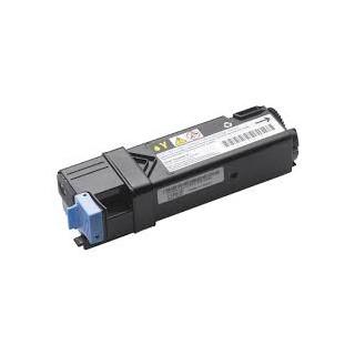 Cartouche de toner Dell 1320c Jaune LC 1k (P239C) pour imprimante Dell 1320C 2130cn 2135cn