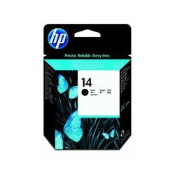 C4920AE Tête d'impression Noir (HP n° 14 ) pour imprimante Officejet et Color Inkjet