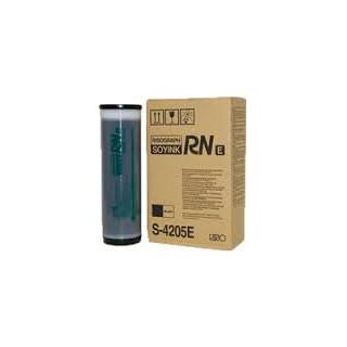 Encre Riso (S-4205E) (S-3195) Noir for RN 2 x 1000ml pour RN2-Series
