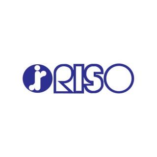 Encre Riso (S-4395E) Bleu marine x 2pour V8000, RP37XX, RP31XX, RP35XX, RN2-Series, GR3770, GR3750, GR-Serie A4, FR-Serie A3