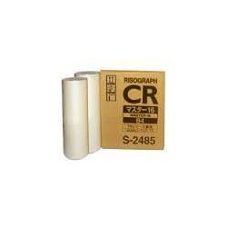 S-2485 2 unités Master (B4 TR/CR) pour imprimante Riso Gamme TR/CR