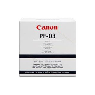 2251B001 Tête d'impression Canon PF-03 pour les IPF9000, IPF5000, IPF6100