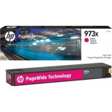 F6T82AE - HP 973X Magenta - Imprimante multifonction HP PageWide Pro 452dw/452dwt/477dn/477dw/477dwt