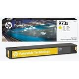 F6T83AE - HP 973X Jaune - Imprimante multifonction HP PageWide Pro 452dw/452dwt/477dn/477dw/477dwt