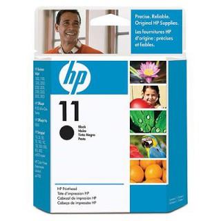 C4810A Tête d'impression Noir N° 11 pour imprimante et traceur HP