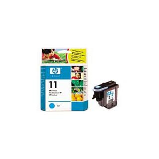C4811A Tête d'impression Cyan N° 11 pour imprimante et traceur HP