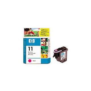 C4812A Tête d'impression Magenta N° 11 pour imprimante et traceur HP