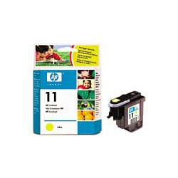 C4813A Tête d'impression Jaune N° 11 pour imprimante et traceur HP