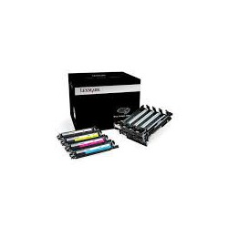 70C0Z50 Tambour Noir et Couleur (Photoconducteur Unit) pour imprimante Lexmark CS410, CX310, CX510